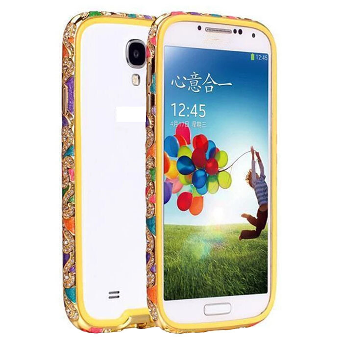 Чехол для для мобильных телефонов OEM Bling Samsung Galaxy S4 i9500 For Samsung Galaxy S4 i9500 чехол для для мобильных телефонов oem sumsung galaxy t599 la fleur for sumsung galaxy exhibit t599 galaxy ace la fleur