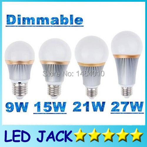 Светодиодная лампа No brand E27 B22 GU10 9W 15W 21 27W natrual/160 AC 110/240v