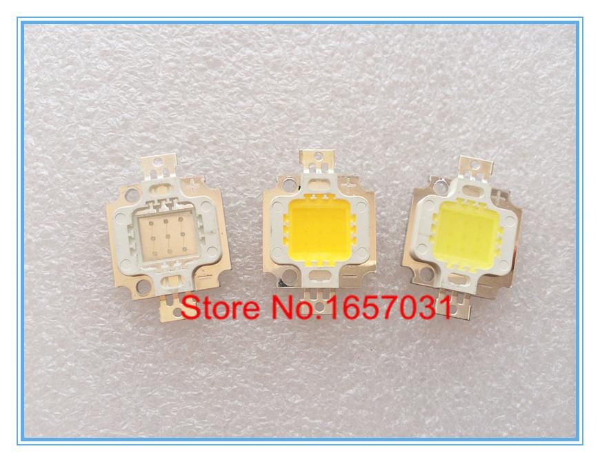 10 PCS Free shipping !,10W LED 10W 900-1000LM LED Bulb IC SMD Lamp Light Daylight white High Power LED 6000-6500K(China (Mainland))