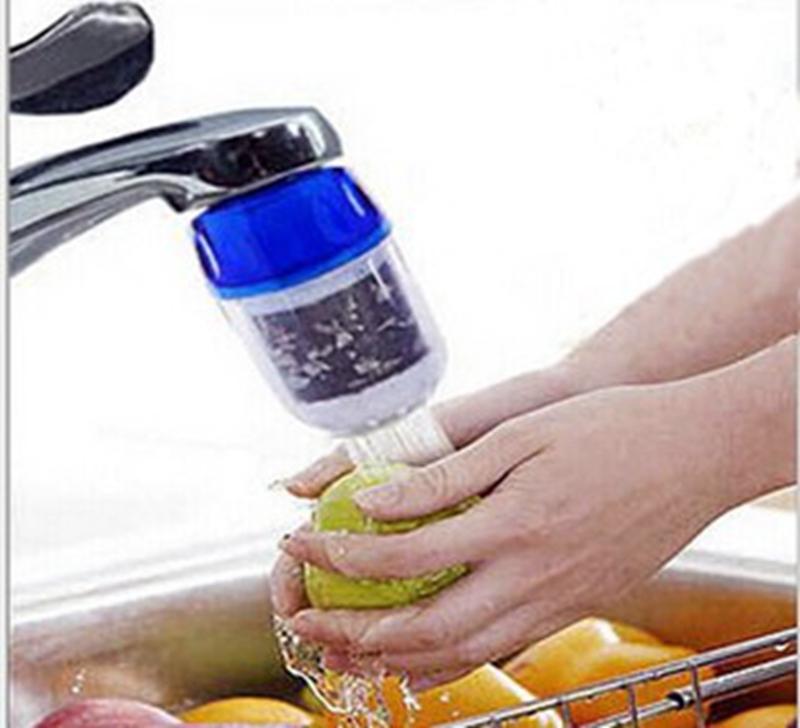 purificador de agua 2015 new activated carbon shower filter purifier use for kitchen faucet tap. Black Bedroom Furniture Sets. Home Design Ideas