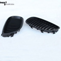 5 Series E60 E61 Replacement ABS Grill matte black Front Grille For BMW 525li 530i 523