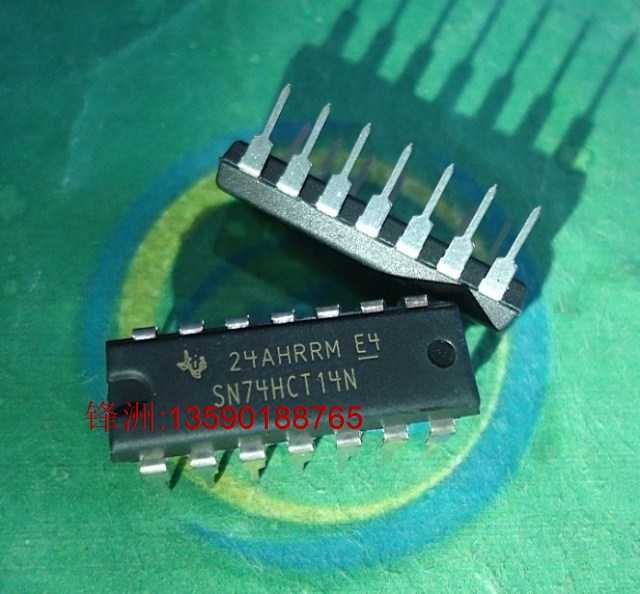 SN74HCT14N DIP-14 imported from digital IC(China (Mainland))