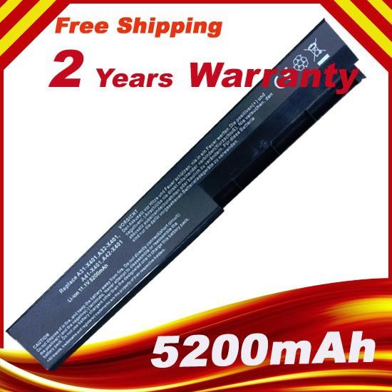 5200 мАч аккумулятор для ноутбука Asus A31-X401 A32-X401 A41-X401 A42-X401 F301 F301A F301A1 F301U F401 F401A F401A1 F401U F501U S501 dunlop winter maxx wm01 205 65 r15 t