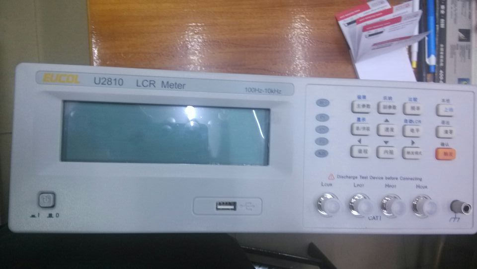 Здесь можно купить  New Product U2810 LCR Meter with 100Hz-10kHz frequency ,Basic Accuracy:0.1%, Large character LCD with backlight New Product U2810 LCR Meter with 100Hz-10kHz frequency ,Basic Accuracy:0.1%, Large character LCD with backlight Инструменты