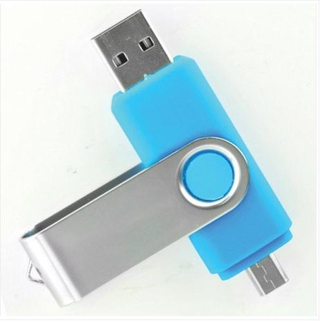 Full capacity OTG usb flash drive pen drive 64gb 32gb 4gb 8gb 16gb double smartphone external usb stick pendrive usb stick(China (Mainland))