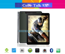 Cube Talk 9X U65GT MT8392 Octa Core up to 2.0Ghz Android 4.4 Tablet PC 9.7 inch 3G Phone Call 2048x1536 IPS 8.0MP Camera(China (Mainland))