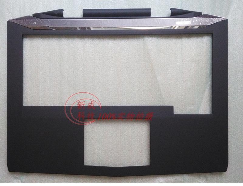 Фотография Laptop Palmrest Assembly for DELL M17 R2 black DP/N: YGF8D 0YGF8D