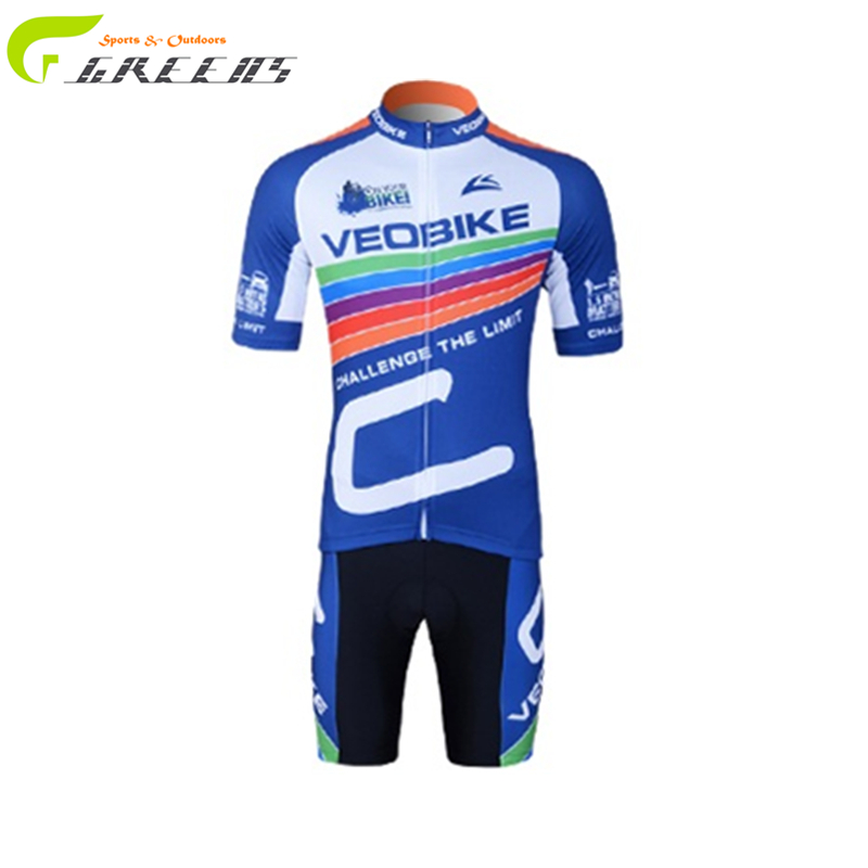 breathable cycling clothing / quick-dry racing bike cycling jersey/ cycling clothes cyle ropa wear cycling jerseys for men(China (Mainland))