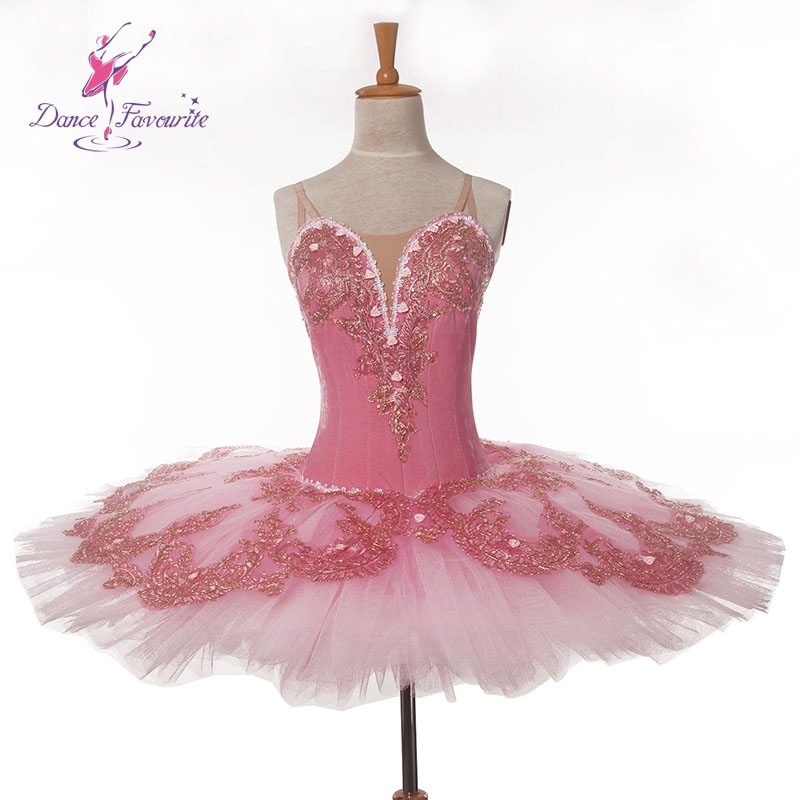 Ballerines roses pour adultes