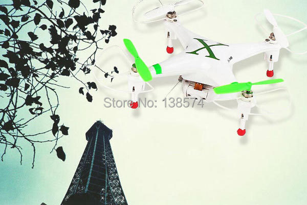 Cheerson CX-30C CX30C 2.4G 4CH 6 axis RC Quadcopter Drone With Camera RTF