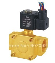 Free Shipping 1/4'' Port Size 0927000 Normally Closed 2/2 Way Diaphragms Solenoid Valves 5pcs In Lot(China (Mainland))