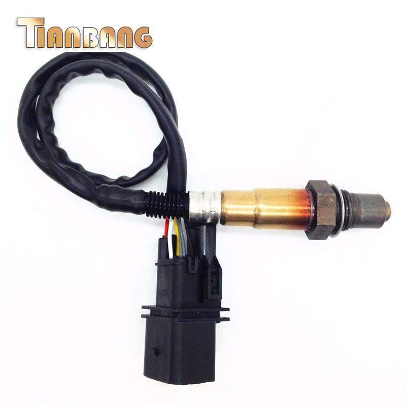 5 Wire Front Oxygen Sensor Lambda Sensor O2 sensor Volkswagen VW Passat B5 1.8T Audi A4 A6 Skoda OE#: 0258007090 06B906265D