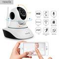 TENVIS T8810 720P HD WiFi IP Camera Pan Tilt Infrared Night Vision Surveillance Camera Wireless Onvif