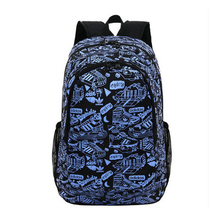 2014 Men Women Backpack Casual Sports Bag Student School Travel Laptop - Fashiongo store