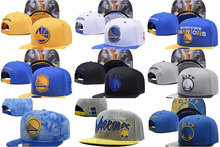 2016 Hot Sale Brand Basketball Team hats Warriors LA, ChicaGo Bulls CAP Hat free shipping(China (Mainland))