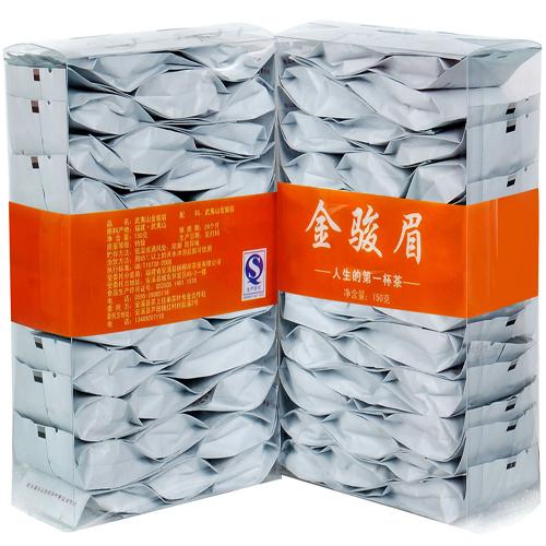Promotion!!!Free Shipping 150g Premium top grade Jinjunmei, Famous Chinese Black Tea, Organic tea Warm stomach(China (Mainland))