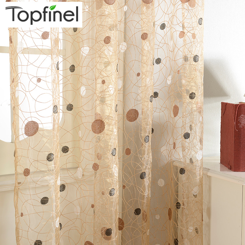 online buy wholesale embroidered sheer curtains from china