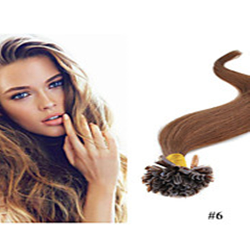 Wholesale Maxim Volume Brazilian Human Pre Bonded Hair Extension 24Inch 1G/S Shedding Free Extensiones De Cabello Superior
