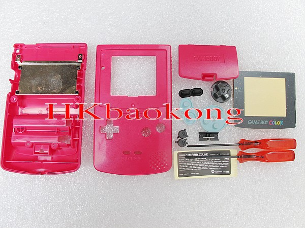 Full Housing Shell Case Replace Cover GBC Console - Shenzhen Technology Co..Ltd store