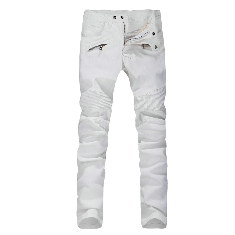 all white skinny jeans for men - Jean Yu Beauty