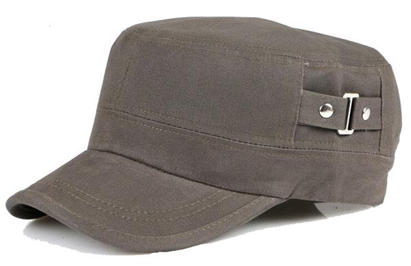 COOL Mens Army Style Caps New Brand Autumn Adjustable Cadet Hats Bulk Summer Strapback Military Hat Shop - NewFashion Ltd store