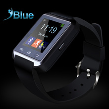 iBlue Bluetooth for Smart watch U8 for samsung smart watch android smartwatch phone WristWatch for apple iphone IOS sport watch