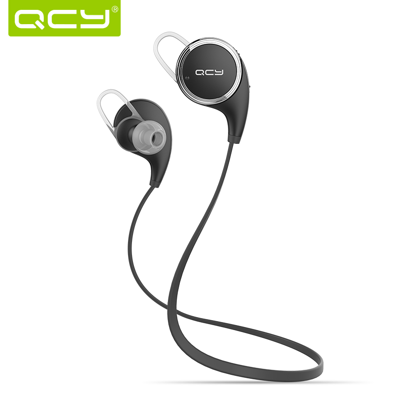 QCY QY8 Wireless Bluetooth 4.1 Stereo Earphone Fashion Sport Running Headphone Studio Music Headset with Microphone Original(China (Mainland))