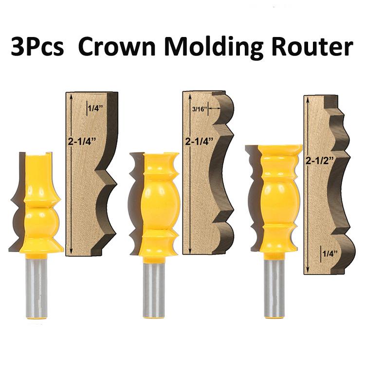 crown molding machine
