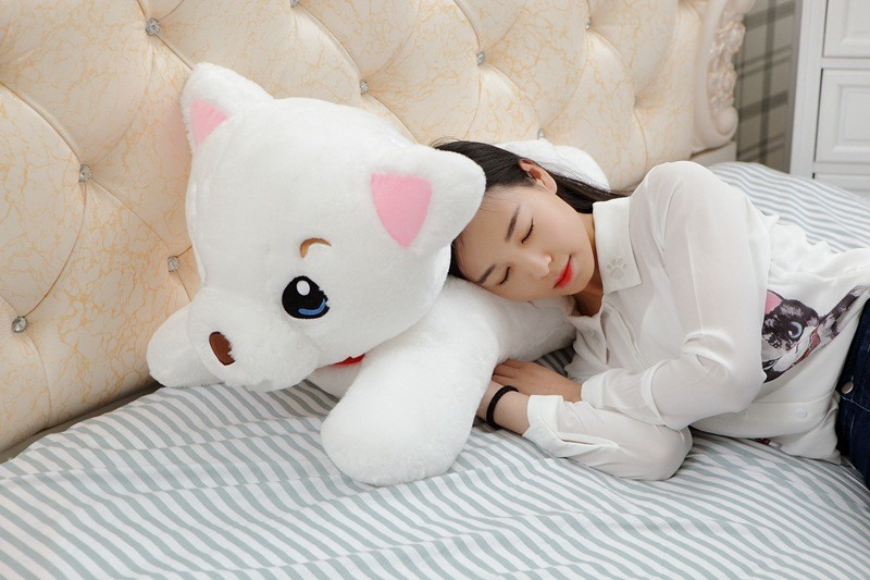 Giant Animal Pillow Bed : ?Dog ty doll pillow ? plush plush dog plush cartoon giant stuffed ? animal animal bed pillow ...