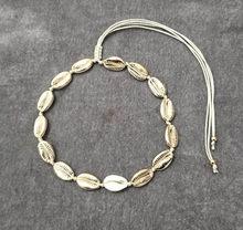 Artilady vỏ Vòng Cổ Choker dây chuyền vàng cổ Cowrie Boho trang sức cho làm quà thả vận chuyển(China)