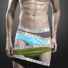 Fashion Underwear Men Boxers Underpants Cotton Sexy Solid Man'S Pants For Male Cuecas Boxer Shorts Man Masculinas Calzoncillos