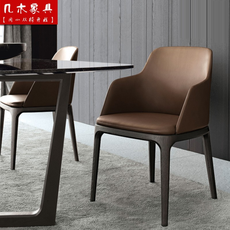 Ikea fashion furniture solid wood dining chair upscale for Ikea wooden dining chairs