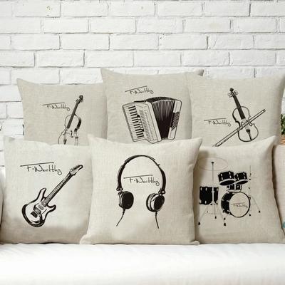 Диванная подушка JAY almofada ikea cojin Instruments / headset