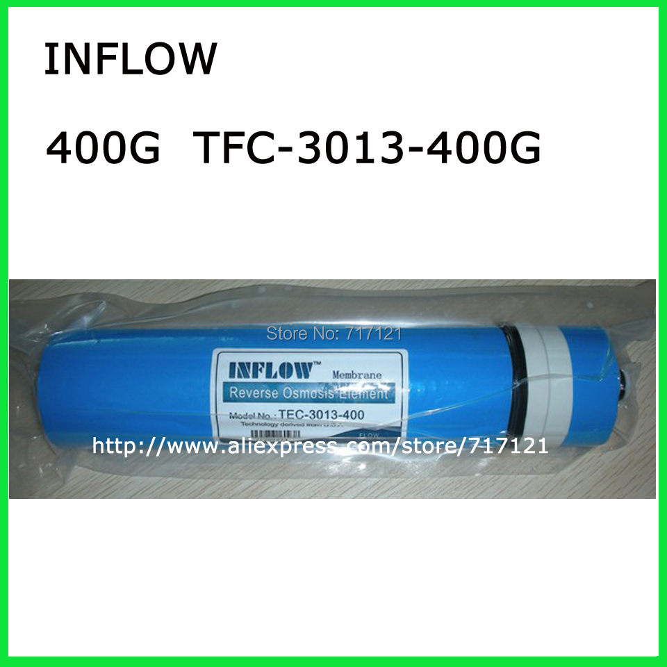 400 gpd ro membrane INFLOW TFC-3013-400 reverse osmosis membrane ro water filter system for drinking free shipping(China (Mainland))