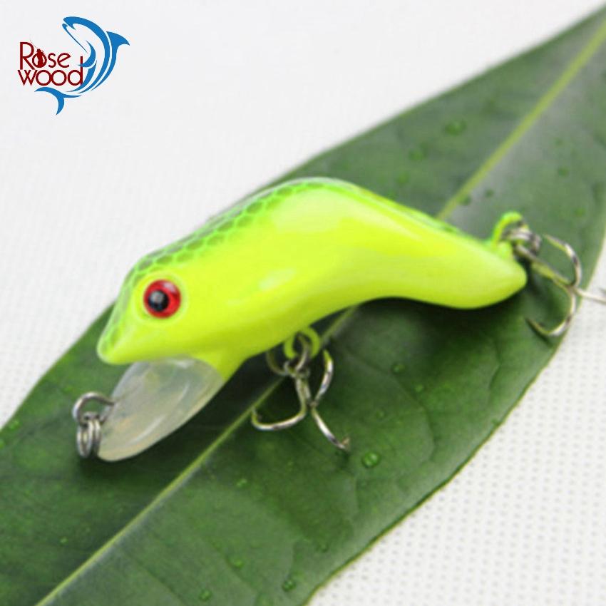 блесна жаба