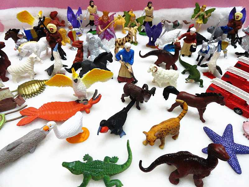 Safari Original Animal Model Toys Simulation Plastic Mini Animals toy For Kids to Know Animals Perceptivity Developing Wholesale<br><br>Aliexpress