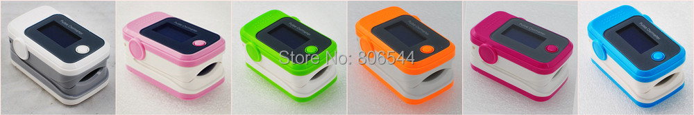 Health care CE&FDA LED Finger Pulse Oximeter Blood Oxygen SPO2 PR saturation oximetro monitor 5A