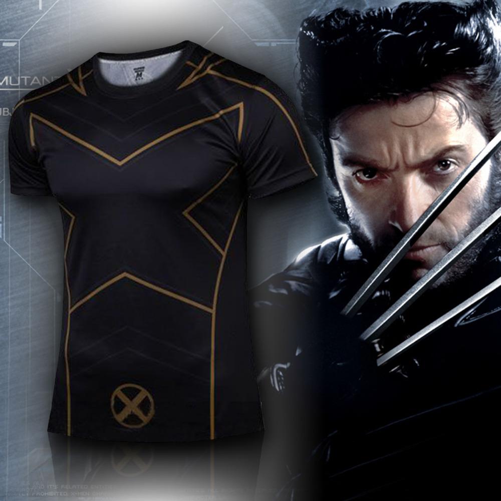 T-shirt design quick -  X Men T Shirt Mens Casual Shirt Cool Graphic Tees Short Sleeve Top Men