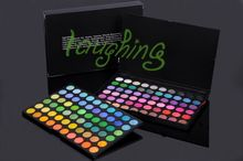 Free shipping Pro 120 Full Color Eyeshadow Palette Eye Shadow Makeup #120-1(China (Mainland))