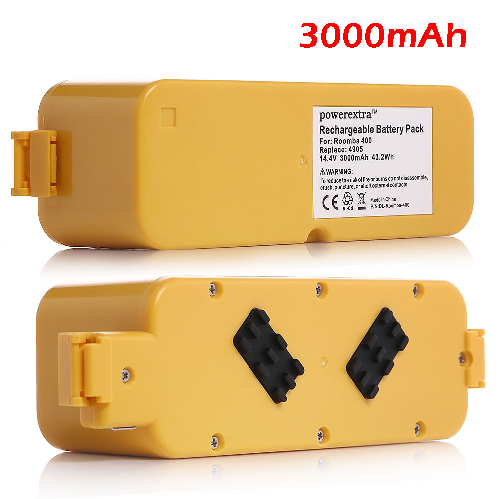 Replacement Vacuum Battery For iRobot For Roomba batteries 4130 4260 4270 4290 4150 4905 4120 4125 300mAh free shipping(China (Mainland))