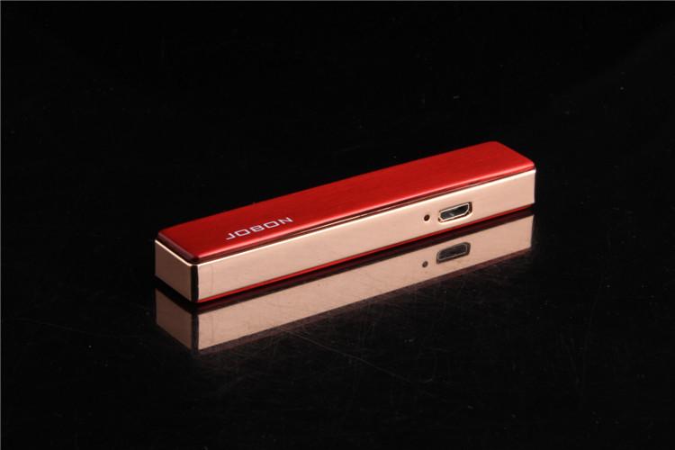 ถูก ขายส่งUsbชาร์จรัฐบางเฉียบโลหะwindproofบุหรี่อิเล็กทรอนิกส์เบาสำหรับผู้ชายและผู้หญิงแฟชั่นของขวัญ