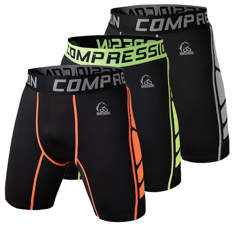 Mens Compression Shorts Tights Base Layer Sports Running Outdoor Soccer Basketball Football Tights Men Summer Sports Gym Shorts(China (Mainland))