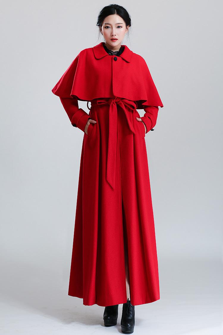 Ladies winter coats full length – Novelties of modern fashion ...