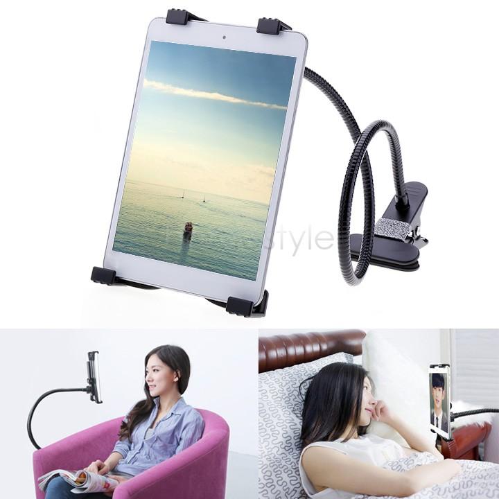 360 Rotating Flexible Desktop Mount Holder Stand,Lazy People Bed Desktop Tablet Mount,Tablet Car Holder For Ipad For Samsung 10(China (Mainland))