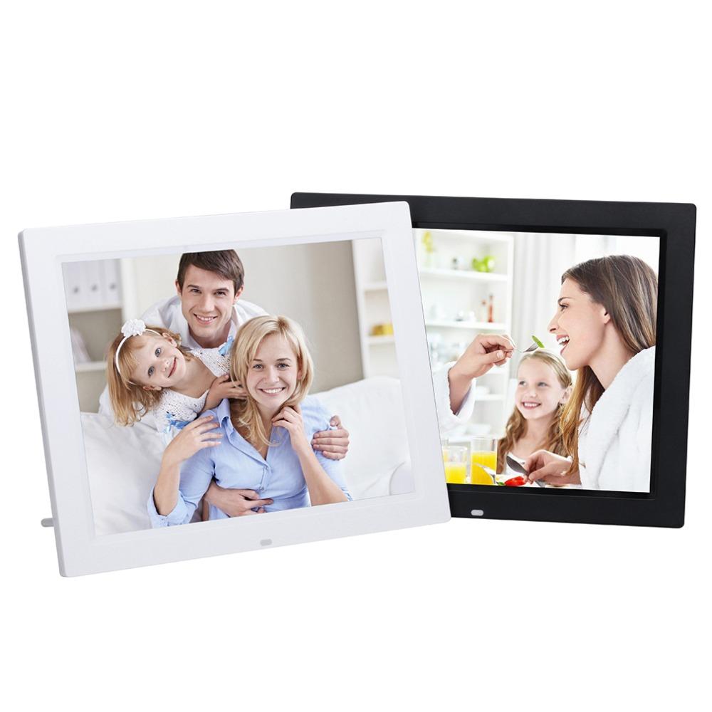 Digital Photo Frame HD Bright TFT LED Digital Movies MP3 Alarm Clock Photo Picture Frame Smart Home Decal Photo Frame EU Plug<br><br>Aliexpress