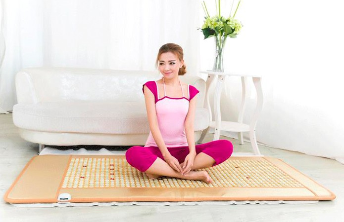 New product Far Infrared Jade Heating Pad,Yellow Jade heating Mattress,Health care Jade heating mat free shipping 70cmX180cm  New product Far Infrared Jade Heating Pad,Yellow Jade heating Mattress,Health care Jade heating mat free shipping 70cmX180cm