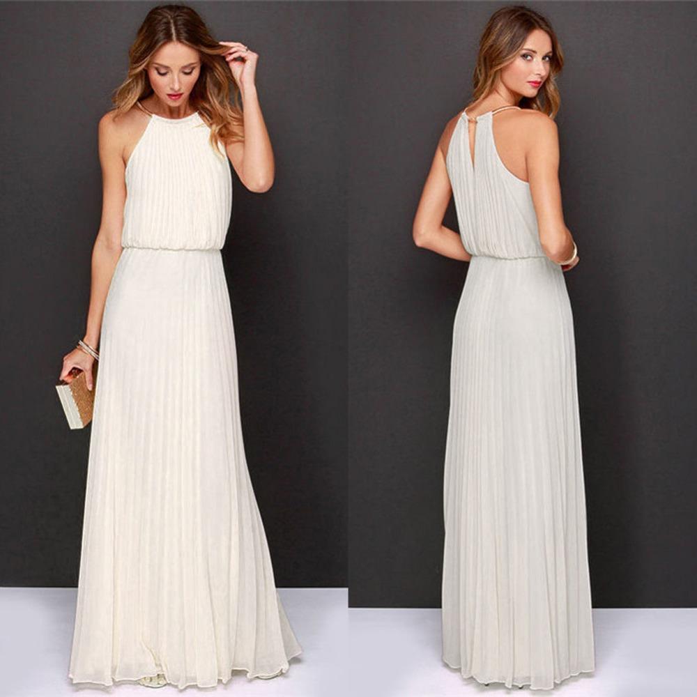 white party dress shop