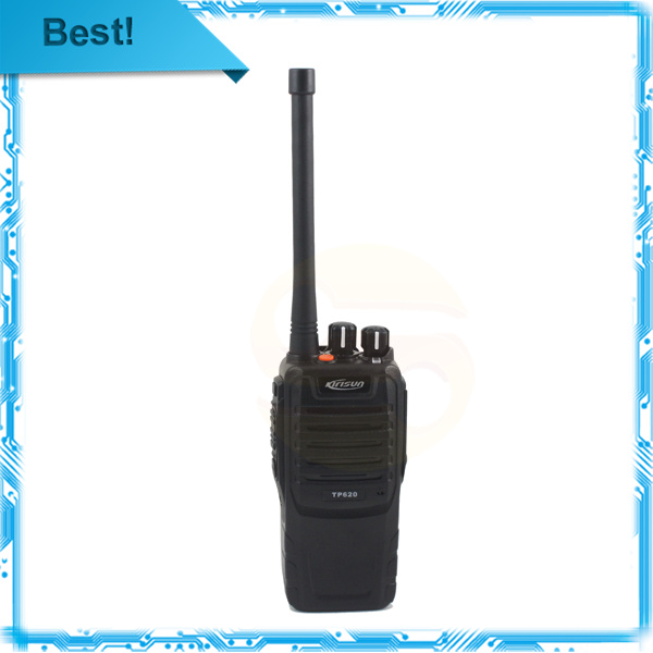 IP67 water-proof Digital kirisun TP620 DP620 DMR Portable Radio Reliable Manufacturer Walkie Talkie AMBE+2TM Interphone 2PCS(China (Mainland))