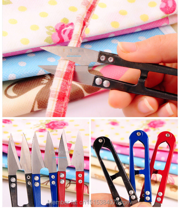 3Pcs Trimming Sewing Scissors Clippers Nippers Snips Beading Thread Snippers <br><br>Aliexpress
