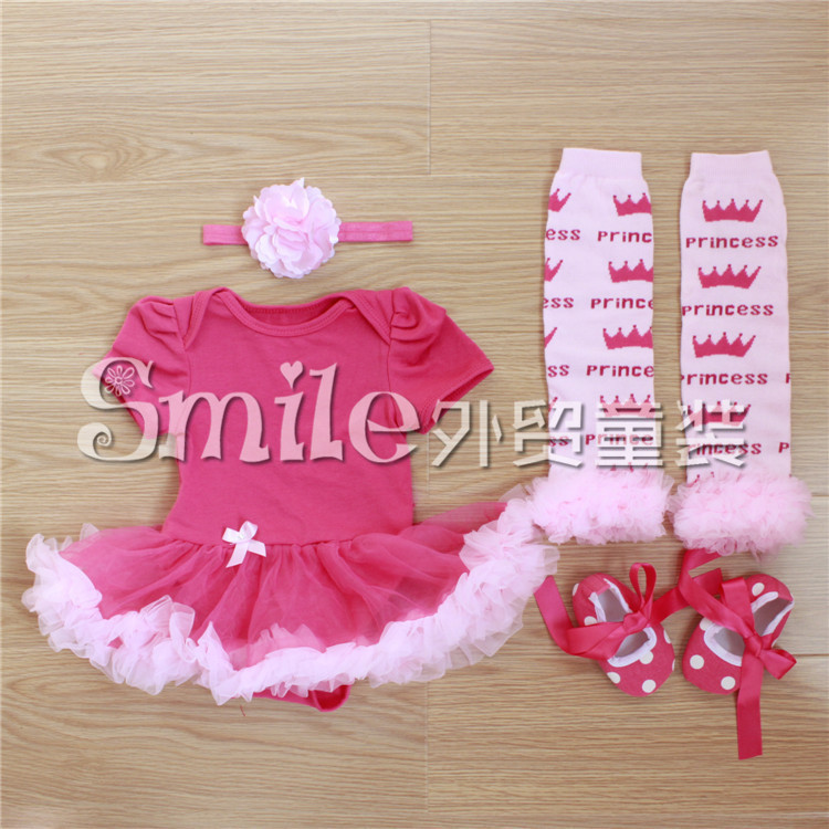 Vintage Baby Girl Summer Clothes